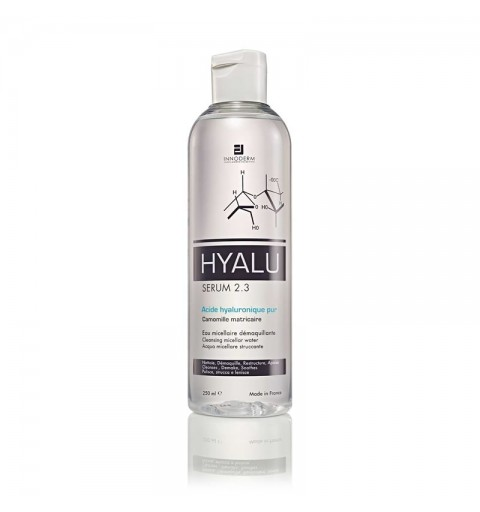 Hyaluserum - Micellar water cleansing