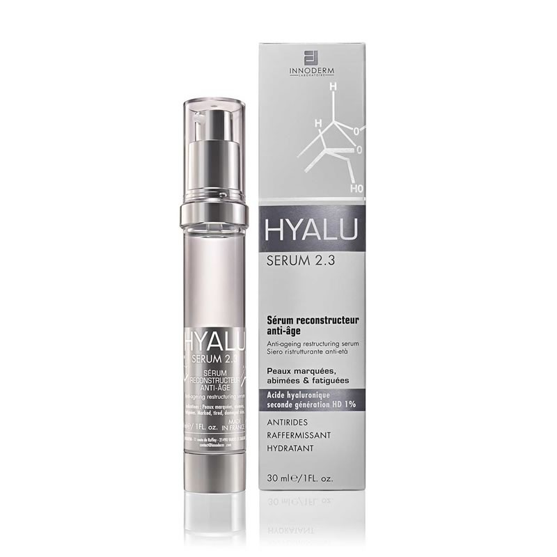 Hyaluserum 2.3 - Hyaluronsäure Serum Gesicht