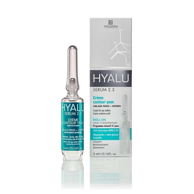 Hyaluserum 2.3 - eye contour creme